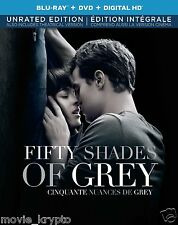 Fifty Shades of Grey (Blu-ray/DVD, Includes Digital Copy)
