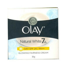 Olay Natural White Day 7 in one 50 gm SPF 24 PA++ Glowing Fairness Day Cream