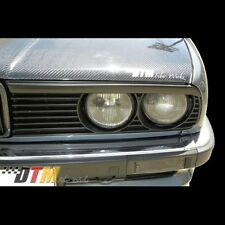 Eyebrows Fit BMW E30 '84-'91 Fiberglass Body Kit FRP