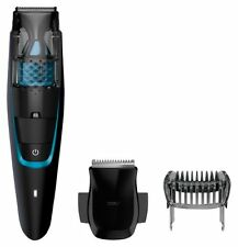 PHILIPS BEARD TRIMMER LESS MESS VACUUM & STUBBLE TRIMMERS S-7000 METAL BLADES