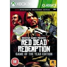 Red Dead Redemption - Game Of The Year Edition - Classics (Xbox 360)  BRAND NEW