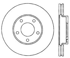 Disc Brake Rotor-High Performance Slotted Centric 126.45068SL fits 04-07 Mazda 3