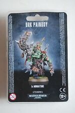 Warhammer 40k Orks Painboy (one model PLASTIC) OOB - Free Overseas Shipping!