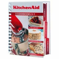 KitchenAid 3 Cookbooks in 1: Pies & Tarts; Cakes & Cupcakes; Breads by Editors