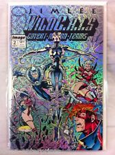 Wild C.A.T.S #2 Comic Book Image 1992 cats