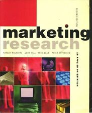 Marketing Research: An Applied Orientation #BN121