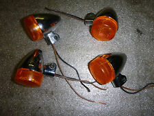 Satz Chopper Blinker Zubehör  set of turnsignals chopper