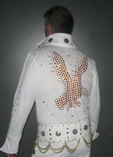 Elvis Jumpsuit Costume.....Discounted 15 percent!
