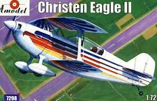 Amodel - Christen Eagle II inkl. Decals Modell-Bausatz 1:72 NEU Doppeldecker kit