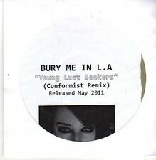 (CB529) Bury Me In L.A, Young Lust Seekers - 2011 DJ CD