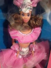 FABULOUS RETRO MOD 1989 Brazilian  BARBIE BEAUTIFUL DOLL, NRFB AWESOME FASHION