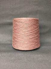 Filati di qualità CONO 2 strati 56%/44% lino/cotone di colore 1000g 20 palline