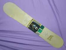 Burton FEELGOOD Women's Ladies Snowboard 152cm no bindings Think SNOW!! ❅ ❆