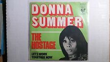 Donna Summer - The hostage 7'' Single Netherlands