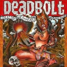"DEADBOLT ""LIVE IN BERLIN WILD AT..."" 3 LP VINYL NEU"