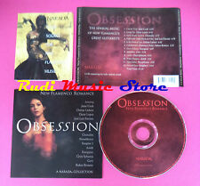 CD Obsession(New Flamenco Romance)Compilation GOVI ARMIK no mc vhs dvd (C39)