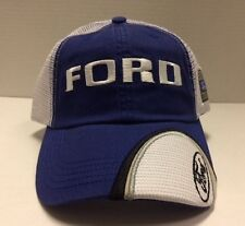 Ford Built Tough Adjustable Hat from Checkered Flag Sports Free Shipping