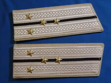 Soviet shoulder boards Officer captain NAVY USSR russian