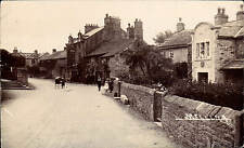Melling near Burton in Lonsdale. Boy & Pram.