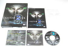 SYSTEM SHOCK 2 PC CD ROM BIG BOX ORIGINALE-POST VELOCE SICURO