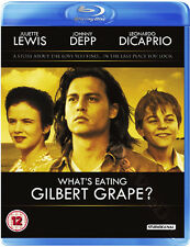 What's Eating Gilbert Grape NEW Arthouse Blu-Ray Disc Johnny Depp Juliette Lewis