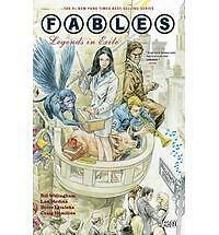 Fables : Legends in Exile Vol. 1 by Bill Willingham (2012, Paperback)