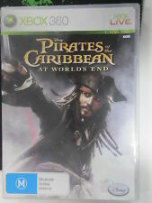 PIRATES OF THE CARIBBEAN AT WORLD'S END XBOX 360