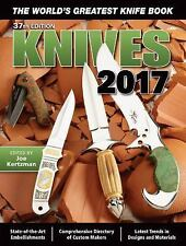 Knives 2017 : The World's Greatest Knife Book  * FREE SHIPPING
