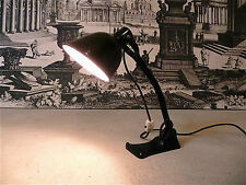 Analizza Industrial Design Lampada workshop VINTAGE ART DECO DESK LAMP Bauhaus - 1920s