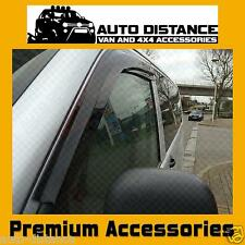 VW Transporter T5-T5.1 Window Wind-Rain Deflectors(2 pcs) StIck Stick-On-Type