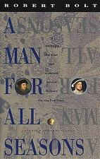 A Man for All Seasons: A Play in Two Acts, Robert Bolt, Acceptable Book