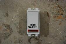 TENBY SWITCH WITH NEON FOR DISHWASHER    AS PHOTOS BELOW
