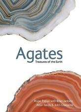 Agates : Treasures of the Earth by Roger K. Pabian (2016, Paperback)