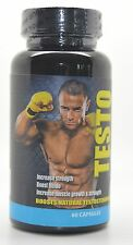 Testo Ripped Extreme Increase Strength Boost Libido Muscle growth & Strength 60