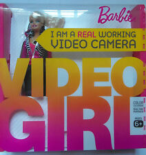 BARBIE - Video Recording Camera Doll for Girls age 6+