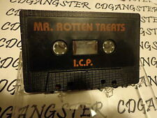 INSANE CLOWN POSSE MR ROTTEN TREATS  ORIGINAL 1ST PRESS RARE!! CASSETTE TAPE icp