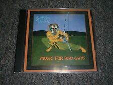 Bakra Bata~Music For Bad Guys~Santana, Bob Marley, Van Morrison~SEALED~FAST SHIP