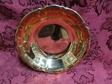 """Hutschenreuther Sylvia Blank All Gold: Fruit Bowl (s) 5 1/4"""""""
