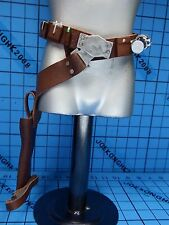 Sideshow 1:6 Star Wars Han Solo Rebel Captain Bespin Figure - Detailed Gun Belt