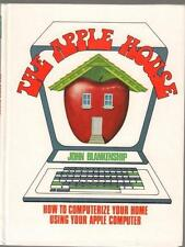 THE APPLE HOUSE HOW TO COMPUTERIze your home Blankenship