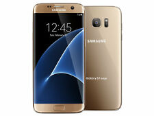 Samsung Galaxy S7 Edge | T-Mobile | Unlocked | Gold | SM-G935T |