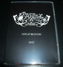 Bullet For My Valentine The Poison Live At The Brixton Australian DVD - Like New