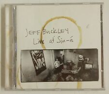 Jeff Buckley Live At Sin-é CD-Single UK 1994