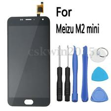 Touch Screen Digitizer Glass + LCD Display Assembly For Meizu M2 Mini + Tools