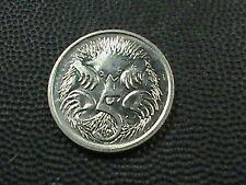 AUSTRALIA     5  Cents    1994     ECHIDNA