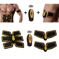 EMS Muscle Training Body Shape Fit Set ABS Six Pad Electrical Muscle Stimulation