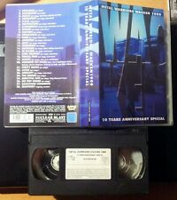 METAL WARRIORS WACKEN 1999 - 10 YEARS SPECIAL VHS - DESTRUCTION CREMATORY MAYHEM