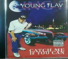 Catch Me If You Can by Young Flav (CD, Jul-1999, Lunar Records) vallejo cali