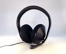 LOT OF 100 Official OEM Xbox One Stereo Gaming Headsets (Black) TESTED & WORKING