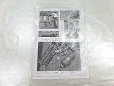 MAQUETTE 3D EN PAPIER HELLBOY SAMARITAIN GUN plan complet,à coller sur feuille